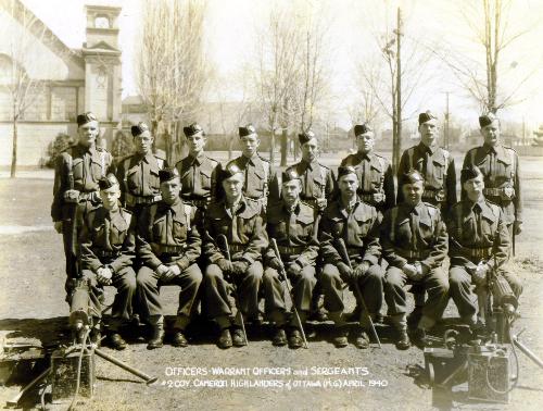 16_Camerons-Baker Company-Lansdowne Park-April 1940-Pix
