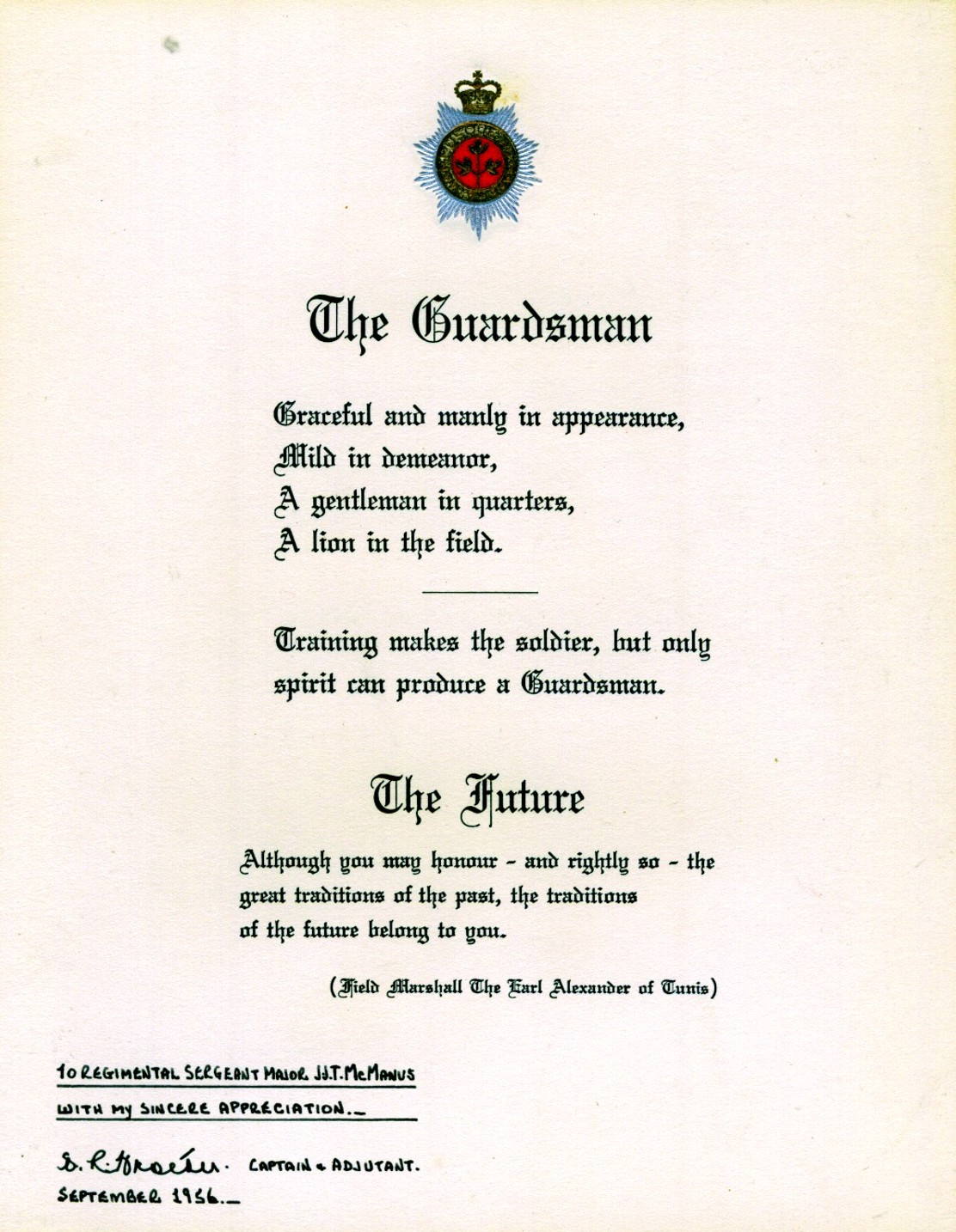 0_The Guardsman