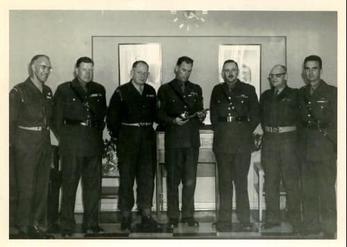 23_RSM McManus-Leaving the Cdn Gds Depot-Jun 1961