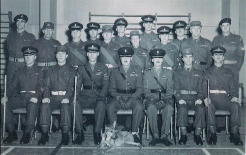 8_Cdn Guards Depot 1955