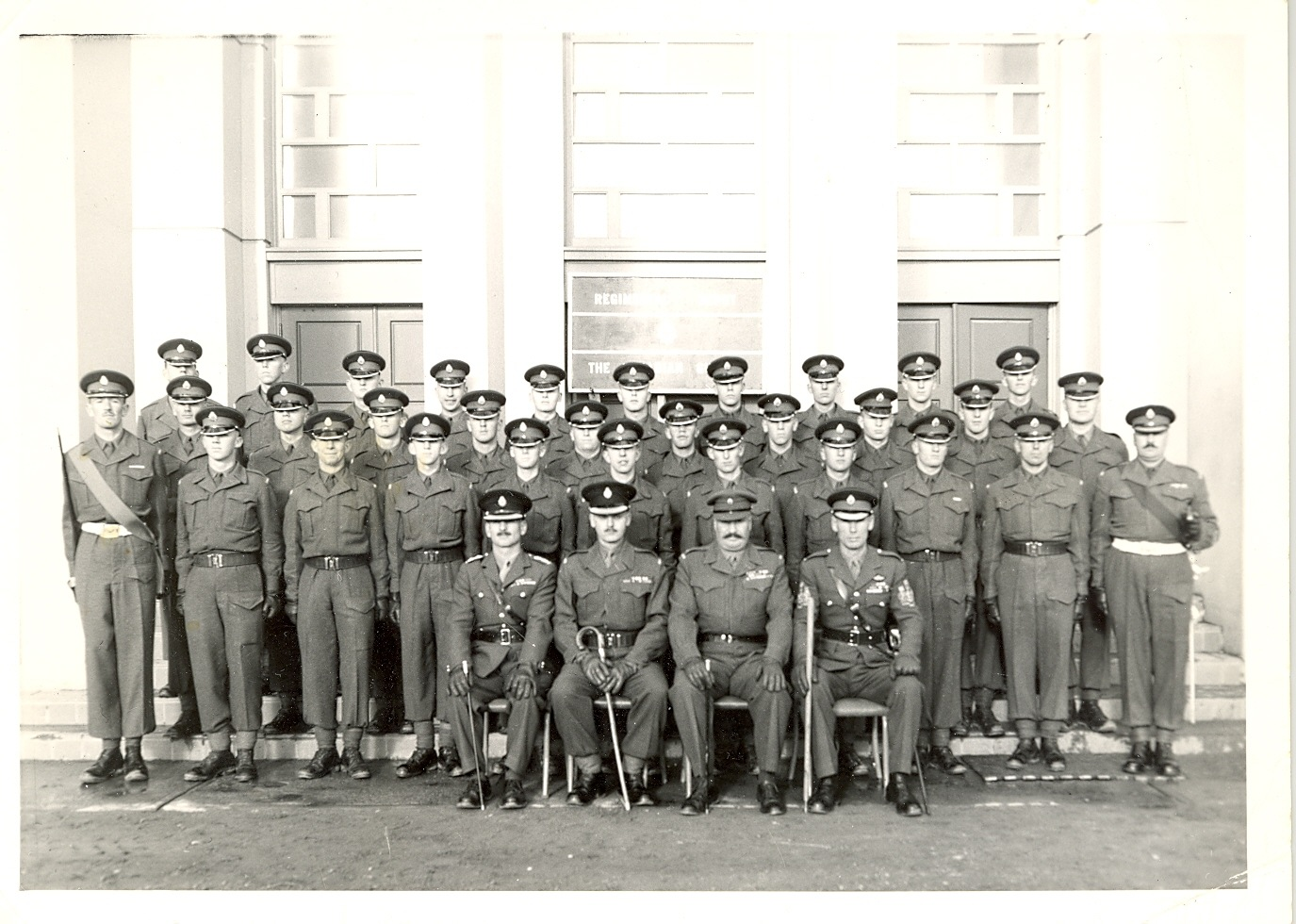 9_Canadian Guards circa 1959