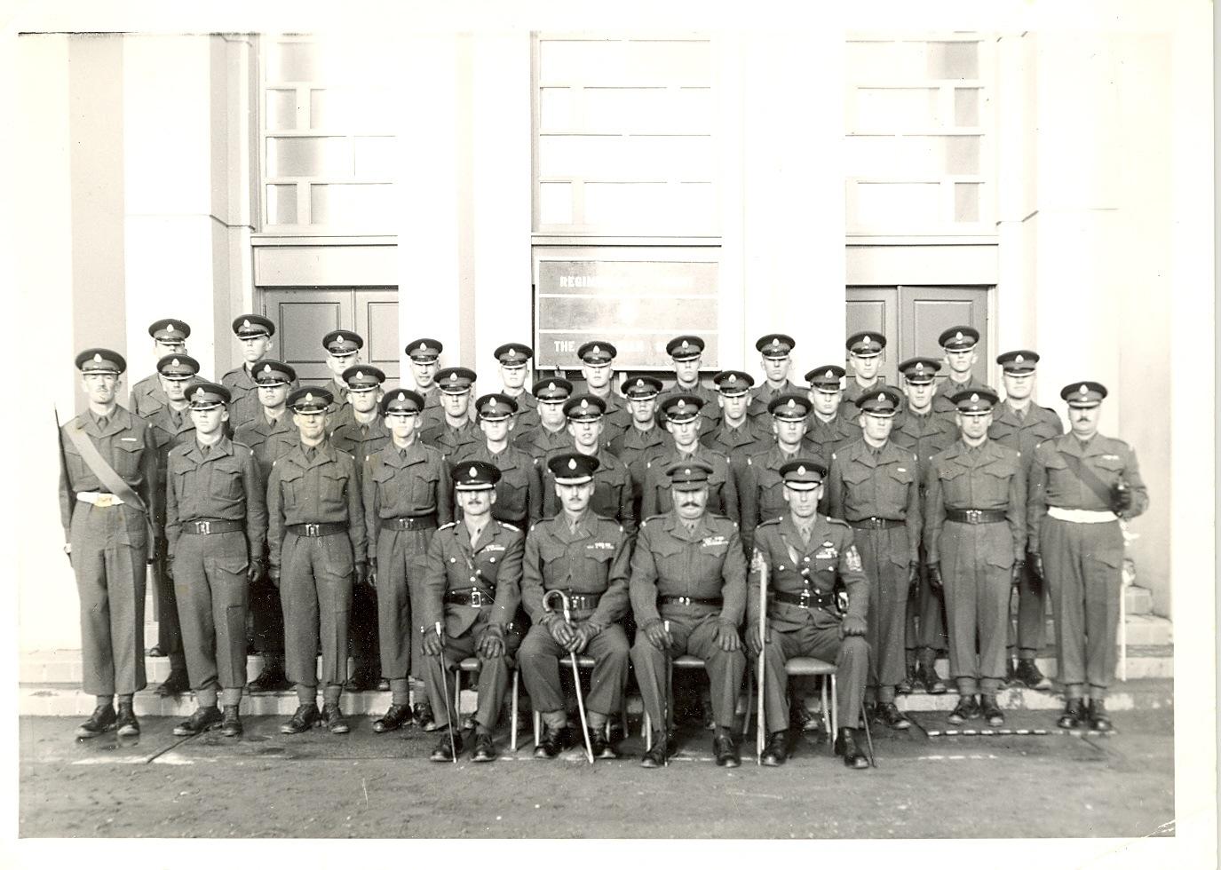 9_Canadian Guards circa 1959