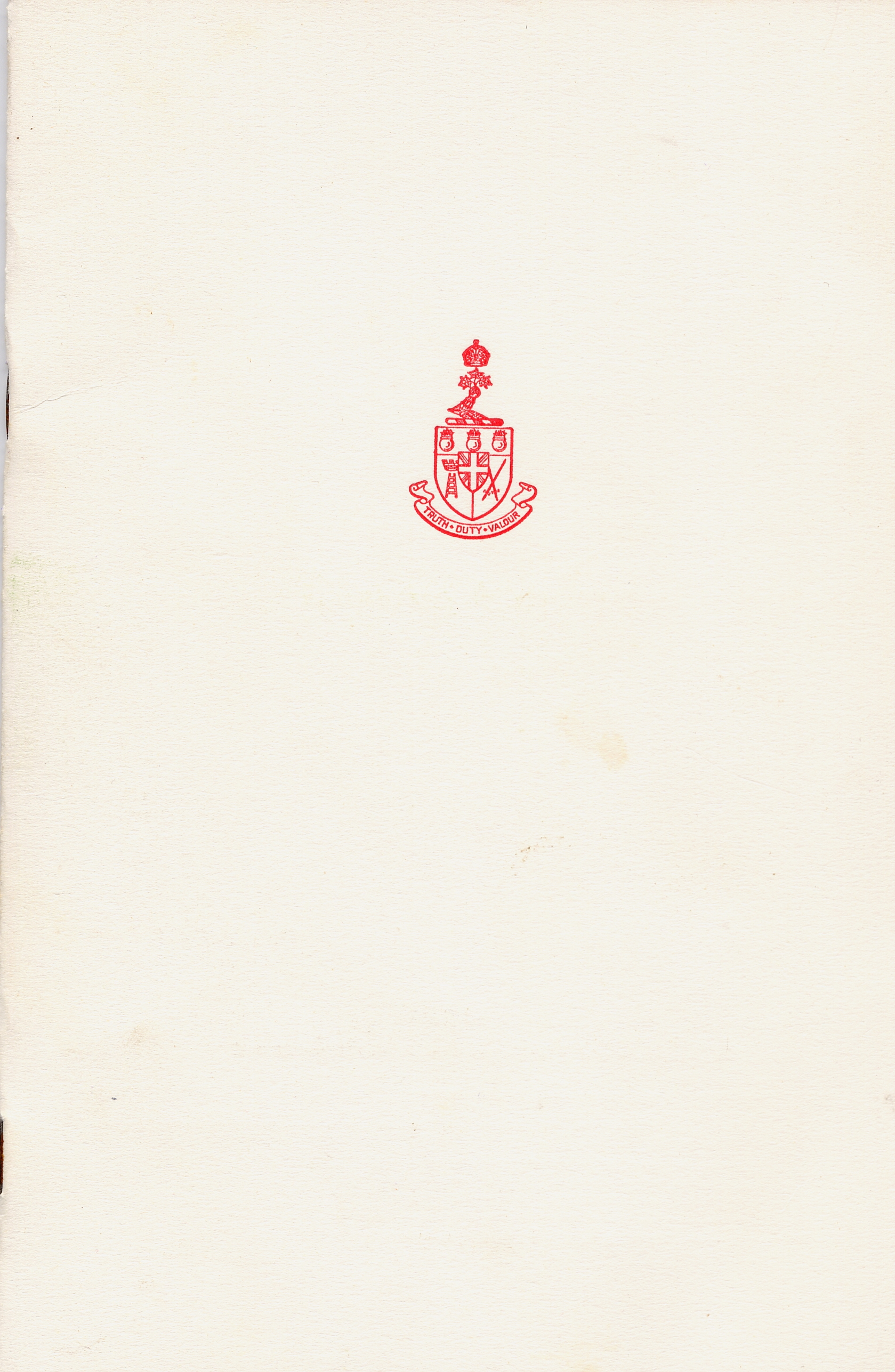 11_RMC-Presentation of Queens Colour-30May 1969-Cover