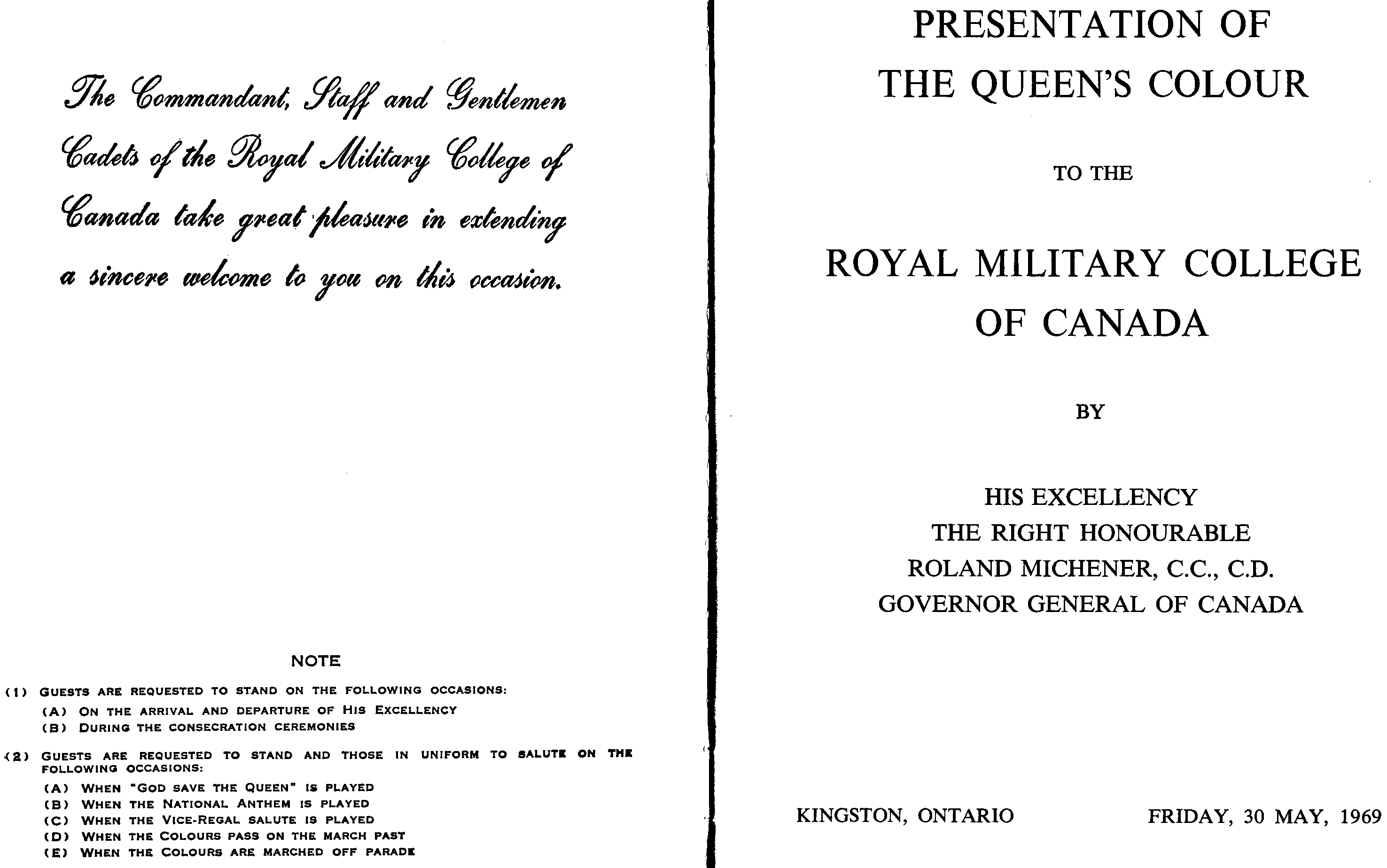 12_RMC-Presentation of Queens Colour-30May 1969-P1-2