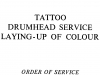 18_RMC-Tattoo Drumhead Service-04 Apr 1970-Cover Front