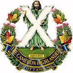 Camerons Crest